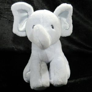 Baby Gund Musical Wind Up Moving Bubble Elephant